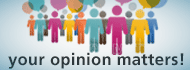 Your opinion matters!