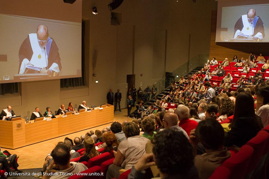 Degree honoris causa in Communication and Media Culture to Umberto Eco