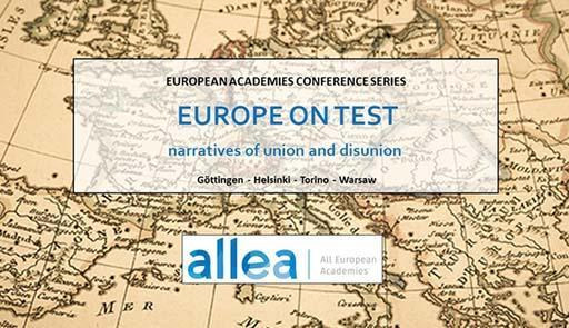 Conference: The Role of Academies in Sustaining European Knowledge Societies in Times of Crisis