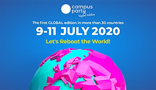 Logo Campus Party
