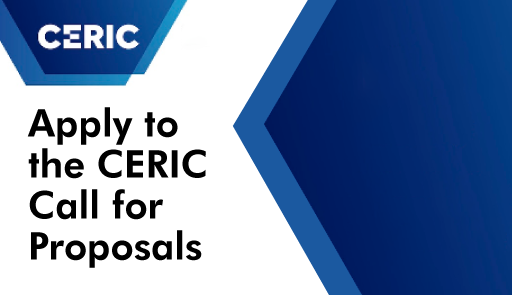CEIC - Apply to the CERIC Call for proposal