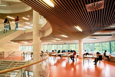 Study room - Campus Luigi Einaudi