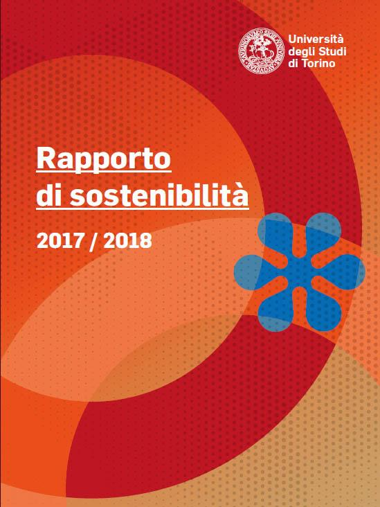 Sustainabilty report 2017-2018 (Italian version)