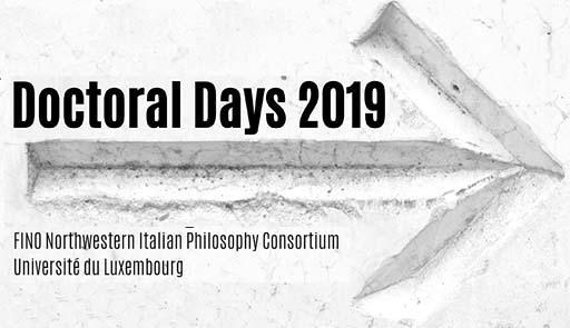 Doctoral Days 2019