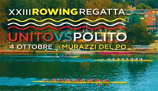 flyer Rowing Regatta