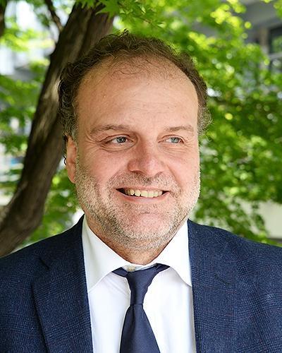 photo of Stefano Geuna